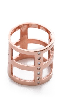 Campbell Geometric Ring