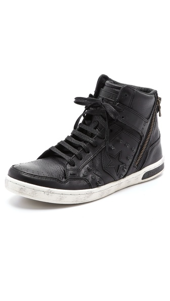 Converse x John Varvatos JV Weapon Sneakers
