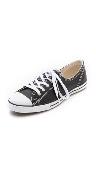 Converse Fancy Leather Sneakers