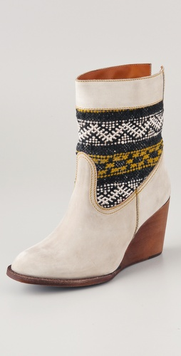 Cobra Society Jasper Suede Booties