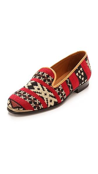 Cobra Society Najet Tapestry Loafers