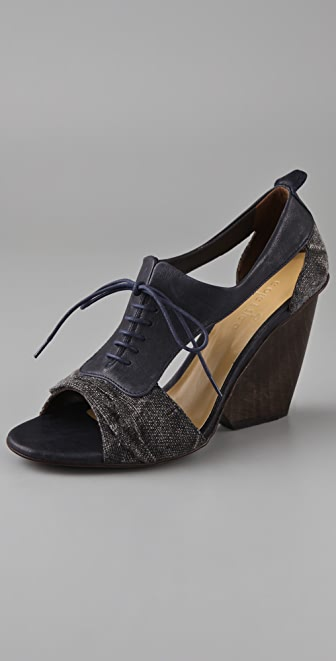 Coclico Shoes Ninimin Cutout Oxfords
