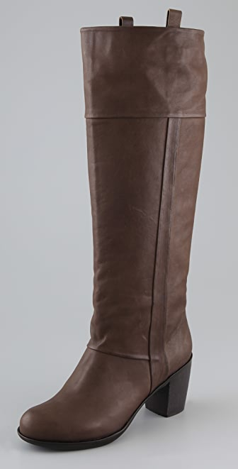 Coclico Shoes Eggers Mid Heel Boots