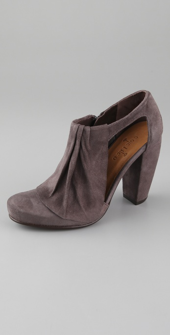Coclico Shoes Coleridge High Heel Booties