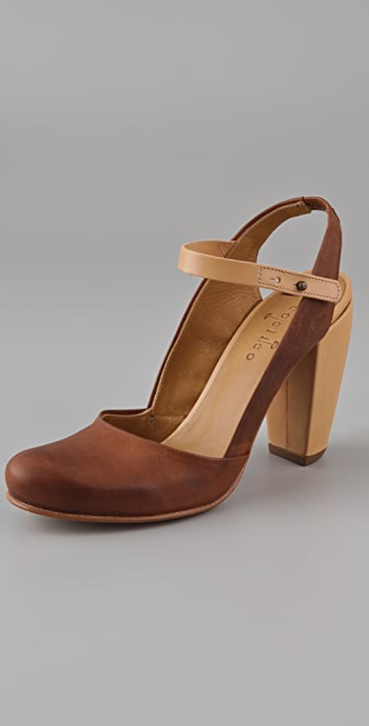 Coclico Shoes Calista Sling Back Pumps