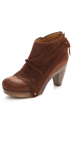 Coclico Shoes Ndakinna Ruched Booties