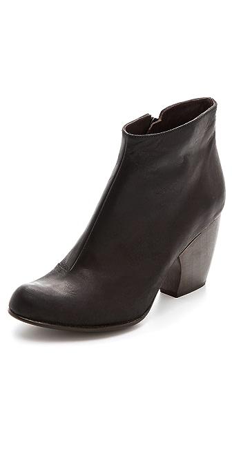 Coclico Shoes Vernon Mid Heel Booties
