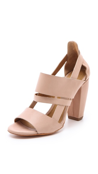 Coclico Shoes Oedo Chunky Heel Sandals