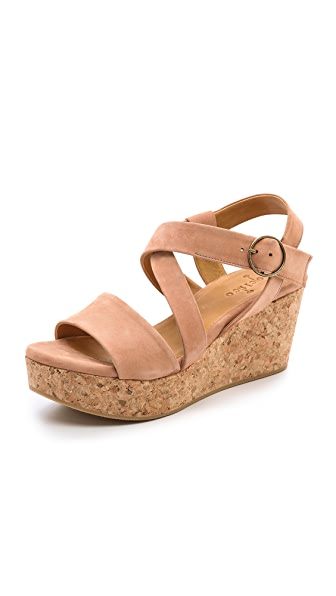 Coclico Shoes Mel Wedge Sandals