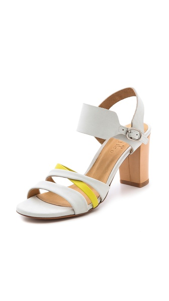 Coclico Shoes Brienne Ankle Strap Sandal