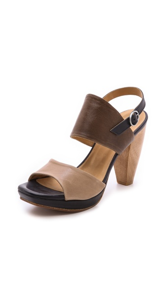 Coclico Shoes Frey Slingback Sandals