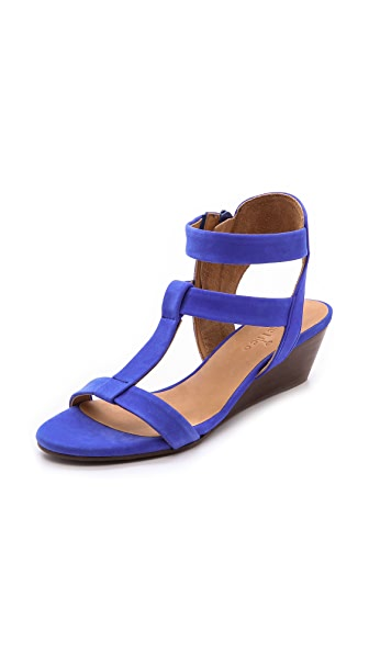 Coclico Shoes Kings Demi Wedge Sandals