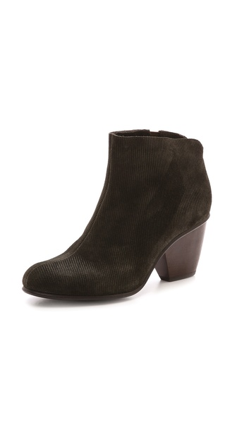 Coclico Shoes Dore Suede Booties