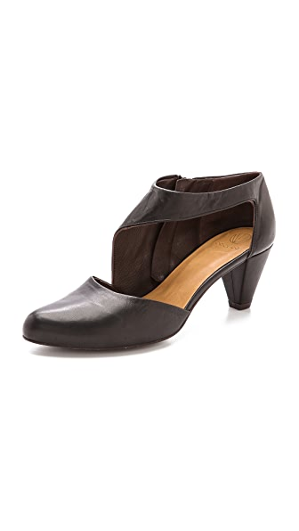 Coclico Shoes Sarah Asymmetrical Booties