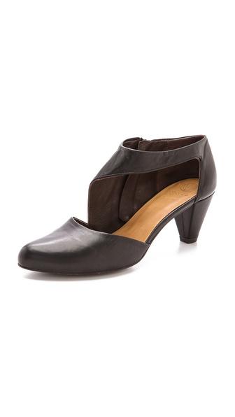 Coclico Shoes Sarah Asymmetrical Booties