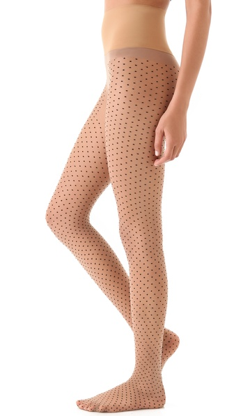 Commando Pin Dot Sheer Tights