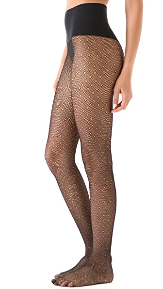 Commando Dainty Dot Tights