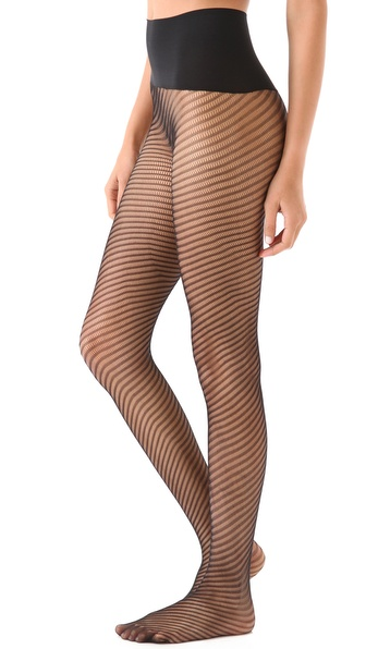 Commando Swirl Tights