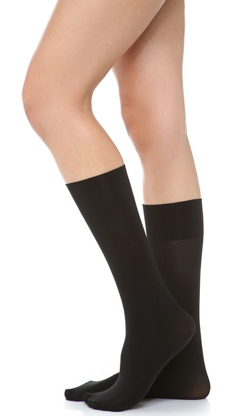 Commando Ultimate Opaque Matte Socks