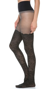 Commando Secret Garden Tights
