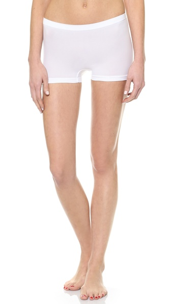 Commando Seamless Luxury Layering Boy Shorts