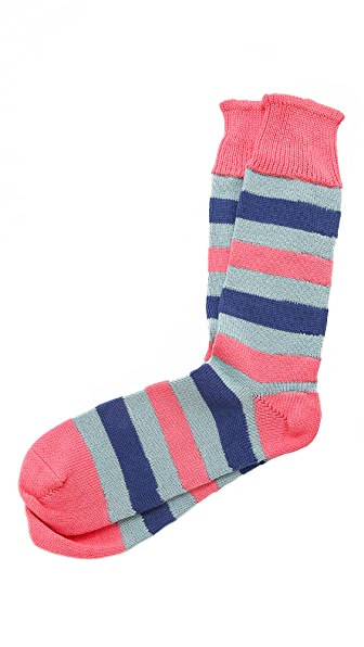 Corgi Stewart Stripe Socks