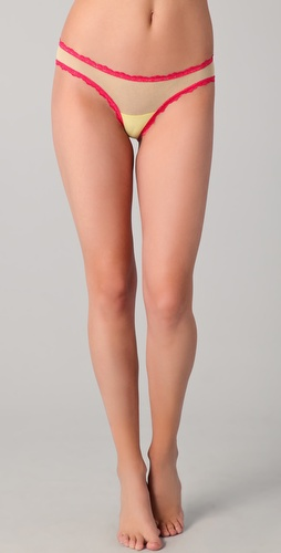 Cosabella Celine Low Rise Hot Pants