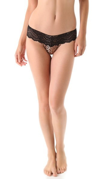 Cosabella Kitty Low Rise Thong
