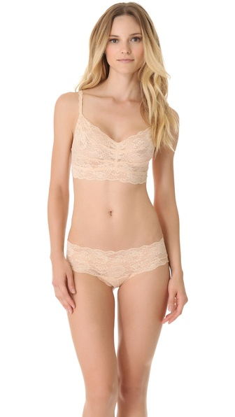 Cosabella Never Say Never Sweetie Soft Bra - Blush
