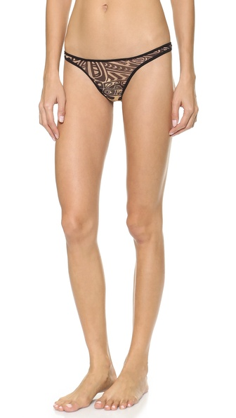 Cosabella Tattoo Low Rise Thong