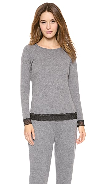 Cosabella Cortina Long Sleeve Top