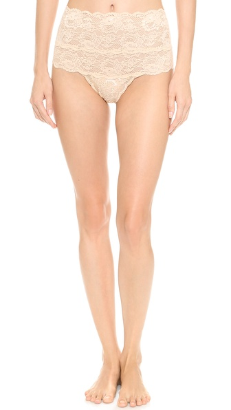 Cosabella Never Say Never High Rise Thong