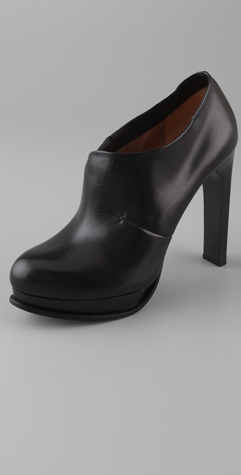 CoSTUME NATIONAL Platform Booties