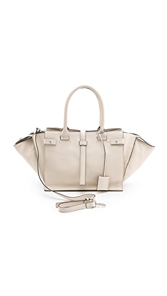 CoSTUME NATIONAL Parigi Satchel Handbag