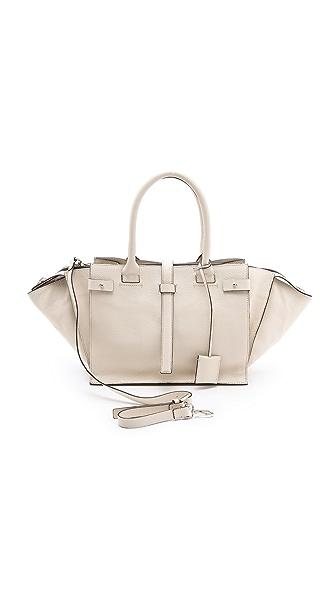 CoSTUME NATIONAL Parigi Satchel Handbag