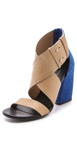 CoSTUME NATIONAL Dora High Sandals
