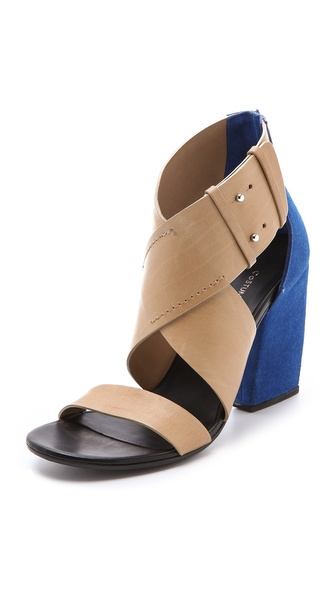 CoSTUME NATIONAL Dora High Sandals