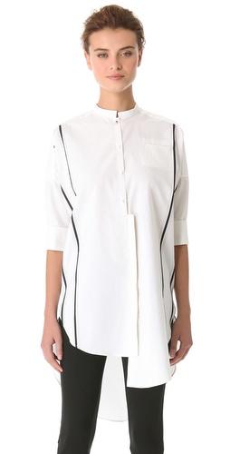 CoSTUME NATIONAL Oversized Shirt
