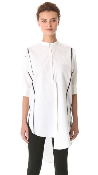 CoSTUME NATIONAL Oversized Shirt
