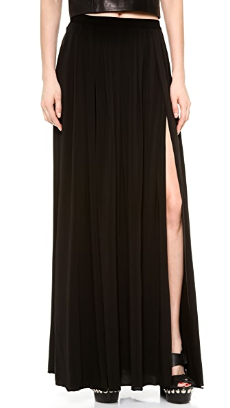 CoSTUME NATIONAL Maxi Skirt
