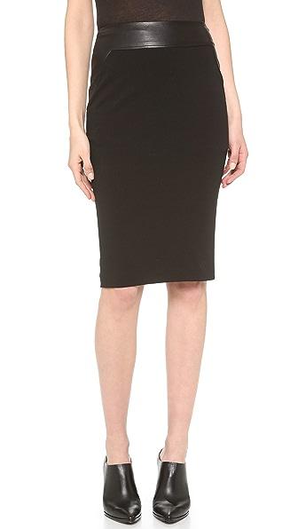 CoSTUME NATIONAL Tube Skirt