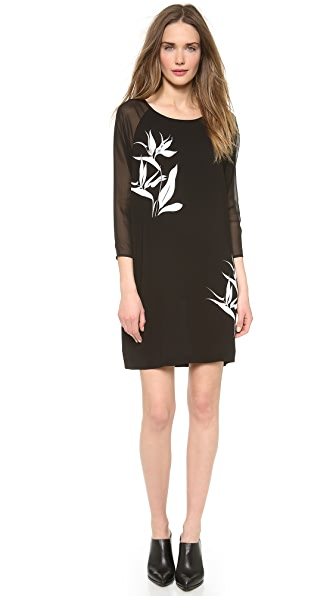 CoSTUME NATIONAL T-Shirt Dress
