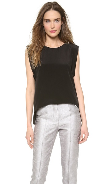 CoSTUME NATIONAL Halter Neck Top