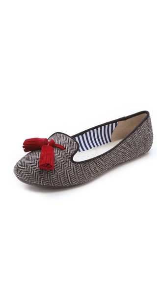 Charles Philip Landa Herringbone Flats