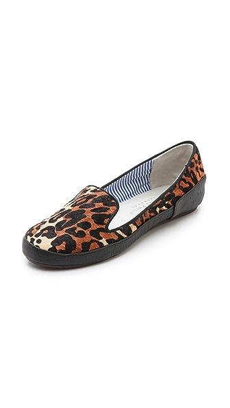 Charles Philip Gaby Leopard Haircalf Flats