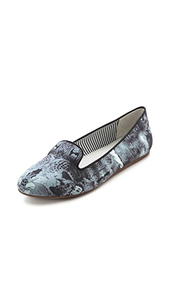 Charles Philip Lizette Printed Flats