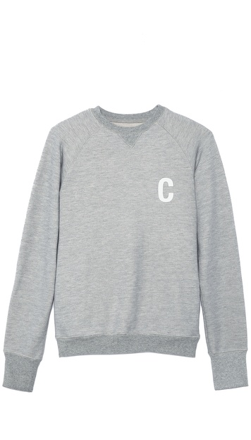 Creep Crew Neck Sweatshirt