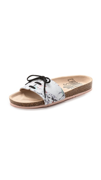 Charlotte Stone Barton Single Band Sandals