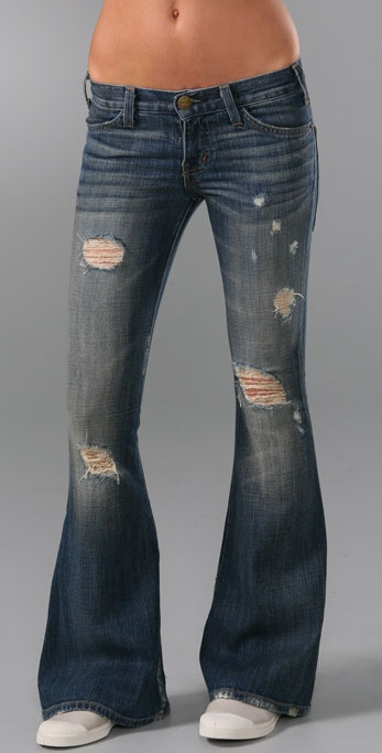 Current/Elliott The Elephant Bell Jeans