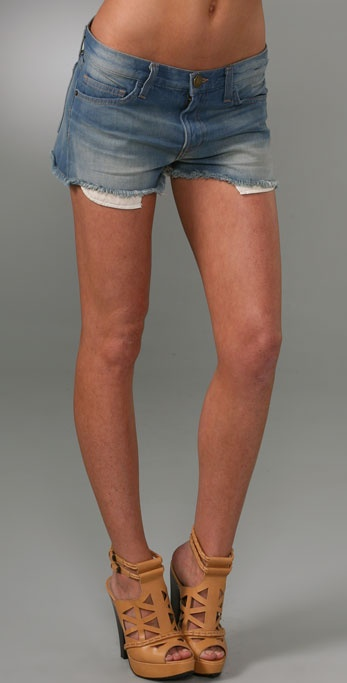 Current/Elliott The Boyfriend Shorts